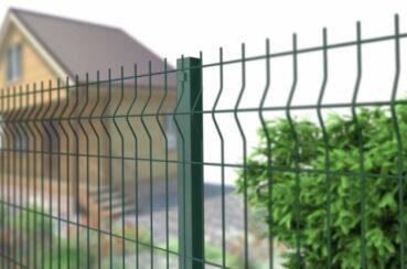 3д забор для дома