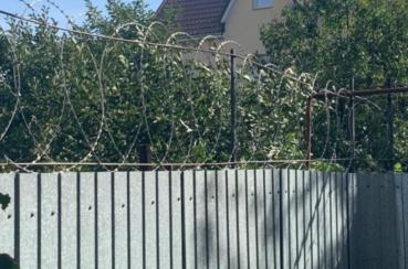 Спиральный барьер безопасности Егоза