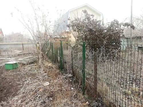 забор для дома