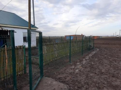 3d забор для дома